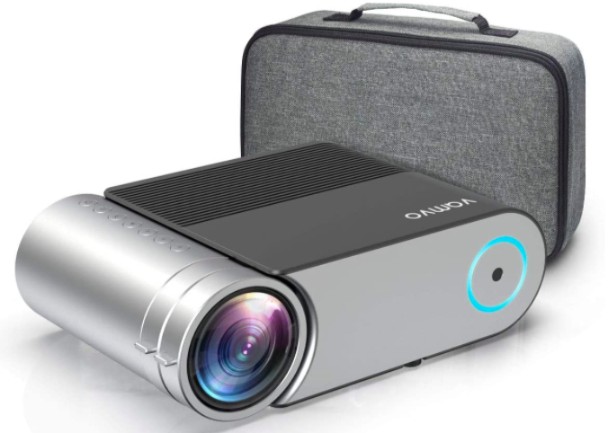 Mini Projector, Vamvo L4200 Portable Video Projector, S$196.44. PHOTO: Amazon