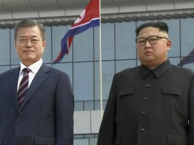 Moon Jae-in arrives in Pyongyang for summit with Kim Jong-un, seeks to reboot stalled denuclearisation talks