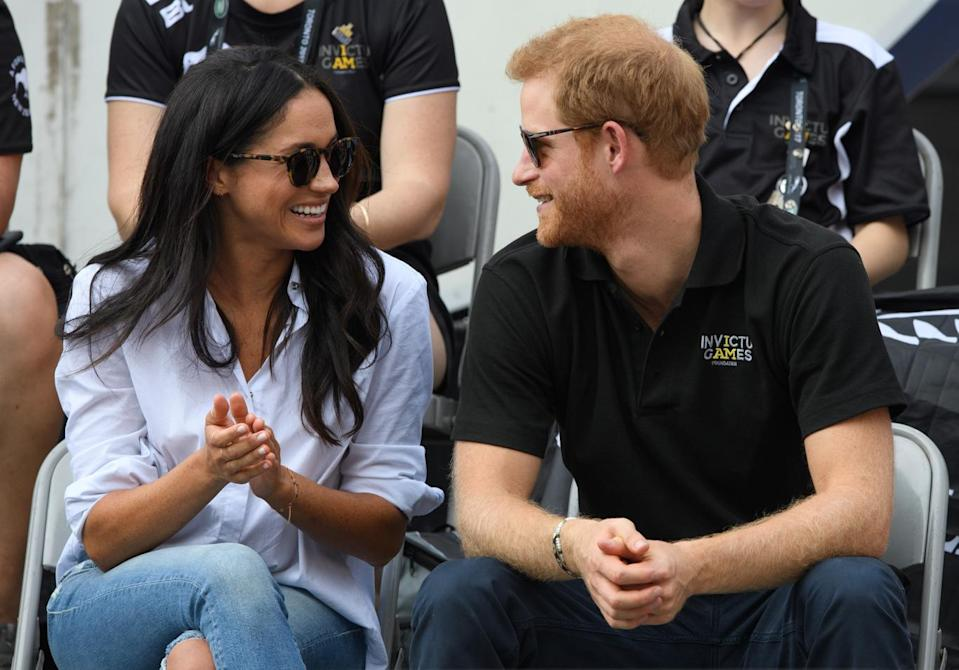 The couple's engagement has been confirmed. Copyright: [Rex]