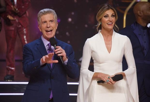 'Dancing With the Stars' drops hosts Tom Bergeron, Erin Andrews
