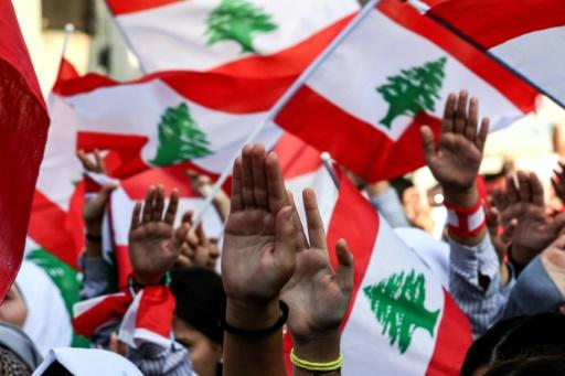 The rallies across Lebanon have created a rare moment of national unity in a country often characterised by its divisions