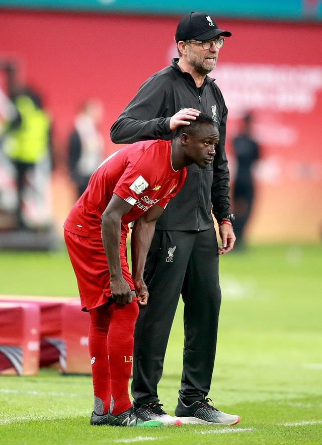 Jurgen Klopp threw on Sadio Mane but it was Firmino who made a difference