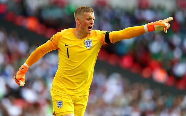 "Jordan Pickford may be edging towards becoming England's No 1 goalkeeper at the World Cup, but those formative years on the gnarled battlefields of non-League are never far from his thoughts. Pickford can still clearly recall one particular afternoon when, as a teenager on loan at Alfreton Town, he was shadowed by seven Wrexham players while attempting to defend a corner. There were other loan spells, learning his trade at other clubs including Darlington and Burton Albion, and it will only continue his remarkable career trajectory if, as expected, he faces Tunisia in England's opening group game. Yet Everton's player of the season is convinced those tough afternoons at remote football outposts will have prepared him for the pressure of Russia. ""I always remember my time at Darlington and just coming for crosses. I was confident in my ability and in my bravery. Back then I was just coming for crosses when I could but as you get older, it's all about learning game management from those games you played in. That is the biggest learning curve you get when you are younger,"" he said. World Cup 2018 