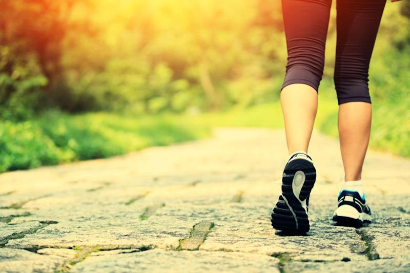 Sexologists can tell a woman's orgasm history by her walk. Photo: Getty