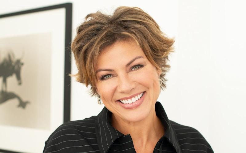 BBC newsreader Kate Silverton had to have special shoes made for the show