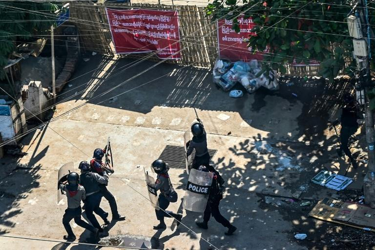 International condemnation has mounted as Myanmar's military has initiated a ruthless crackdown on dissent