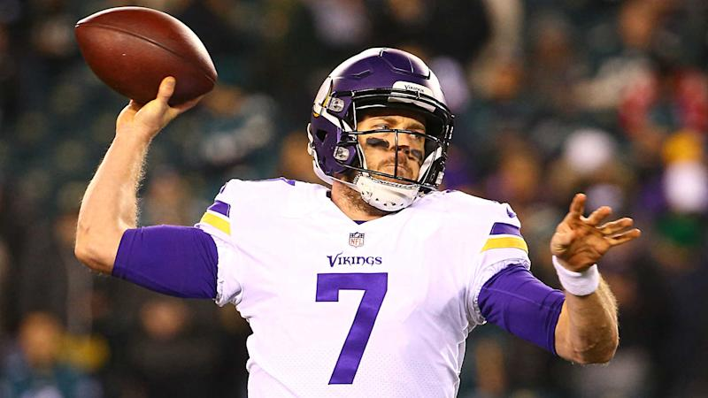 Broncos hope Case Keenum's 'dream come true' ends their QB nightmare