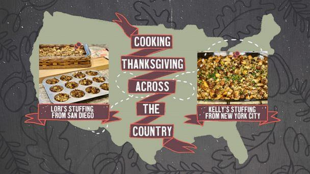 PHOTO: Cooking Thanksgiving Across the Country (ABC Photo Illustration)