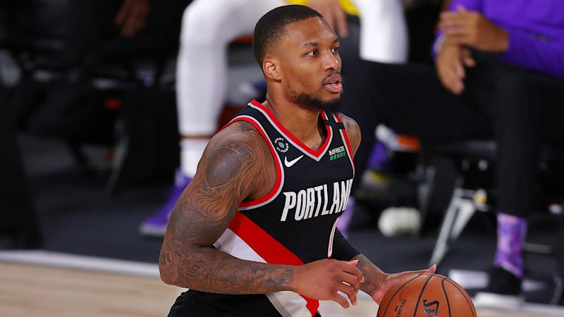 Trail Blazers star Lillard ruled out of Game 5 against Lakers
