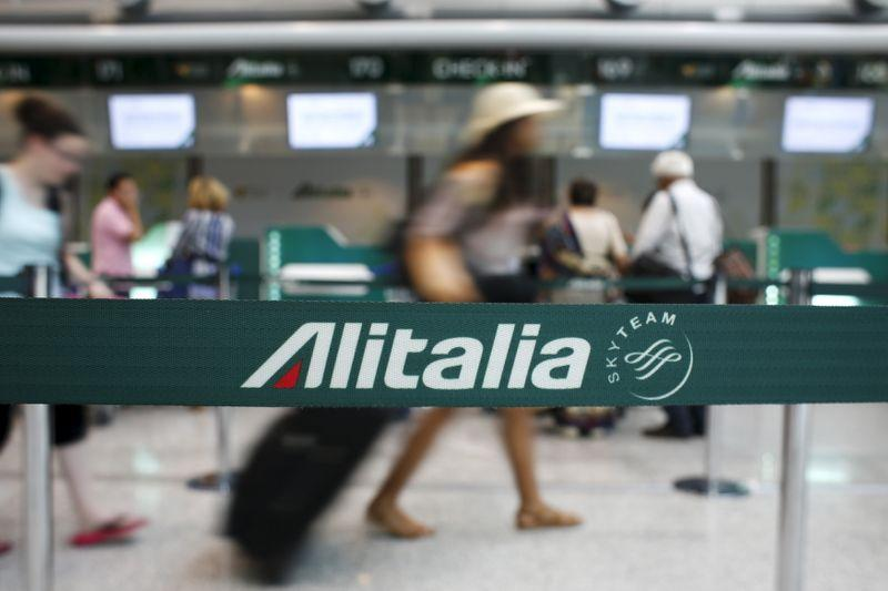 Italy presses on with Alitalia nationalisation