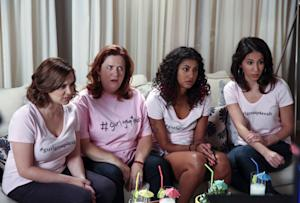 Crazy Ex Girlfriend Season 2 Finale Girl Group