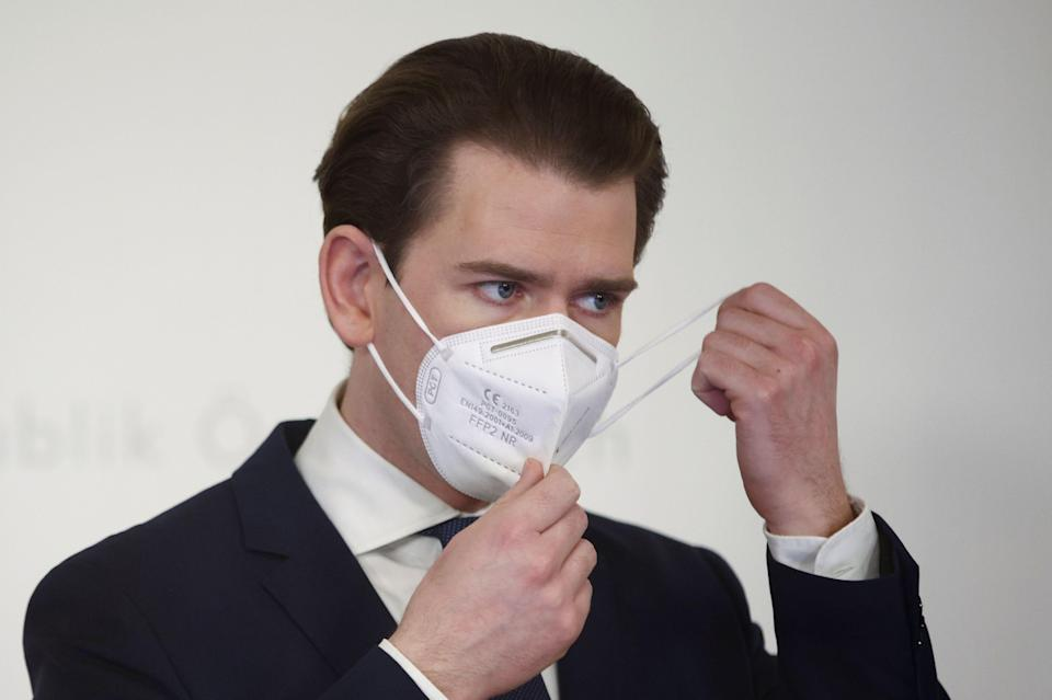 Kurz (Photo: Reuters)