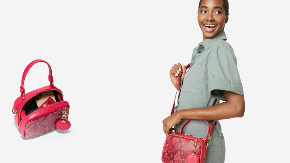 What's not to love about a new Cole Haan handbag—especially one on sale?
