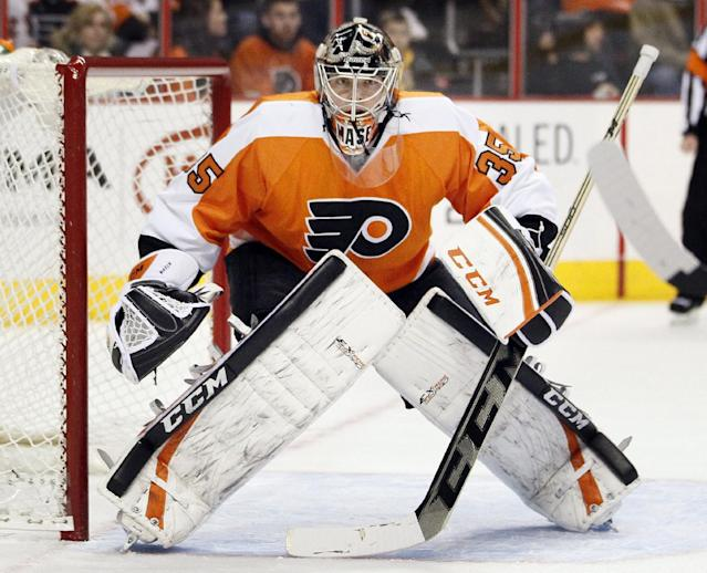 Flyers-Rangers Preview