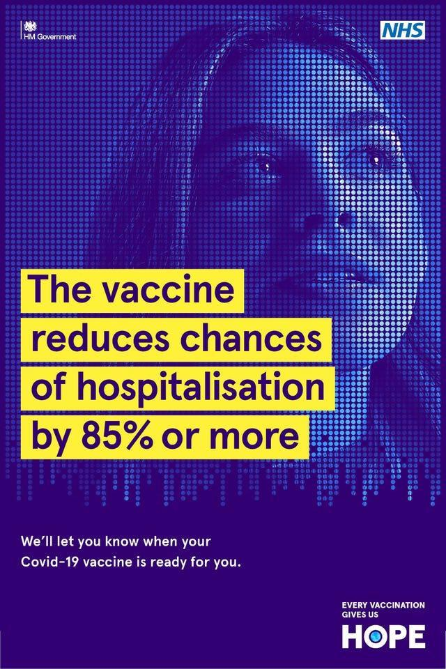 Government launches campaign urging public to get vaccinated