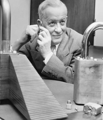 Founded in 1921 by traveling locksmith and Russian immigrant, Harry Soref, Master Lock's legacy is born in strength. What started as Soref's mission to safeguard military equipment with the world's first laminated steel padlock has since evolved into Master Lock becoming the leading global manufacturer of padlocks and related security and safety products.