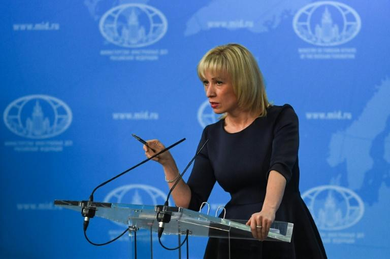 "Russian Foreign Ministry spokeswoman Maria Zakharova has accused Bellingcat of being ""close to the secret services"" and claimed it ""intentionally pumps out disinformation disguised as investigations"""