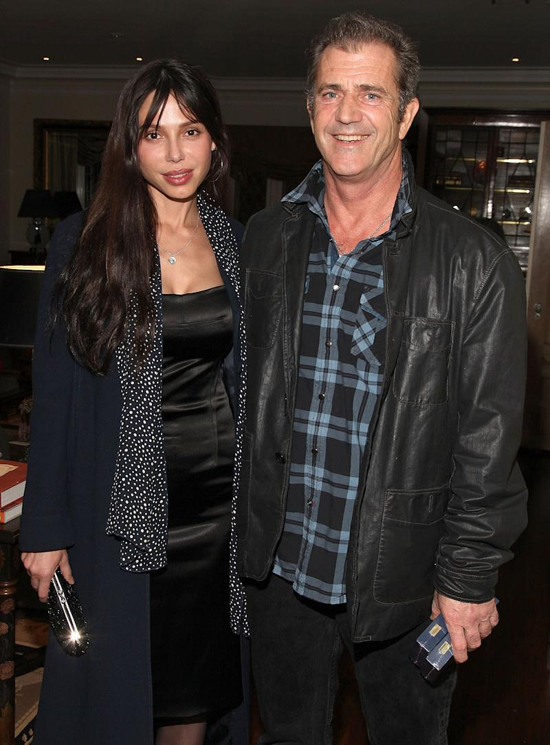 Mel Gibson's Ex Oksana Grigorieva Says She's Suffering from PTSD After Assault by Actor