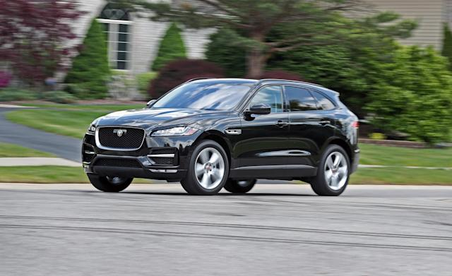 <p><strong>Jaguar F-Pace</strong><br><strong>Price as tested:</strong> $53,895<br><strong>Highlights:</strong> Fast, comfortable seats.<br><strong>Lowlights:</strong> Reliability issues with drive system, in-car electronics, noises and leaks. Ride is stiff and choppy, infotainment and air conditioning systems have issues.<br>(Car and Driver) </p>