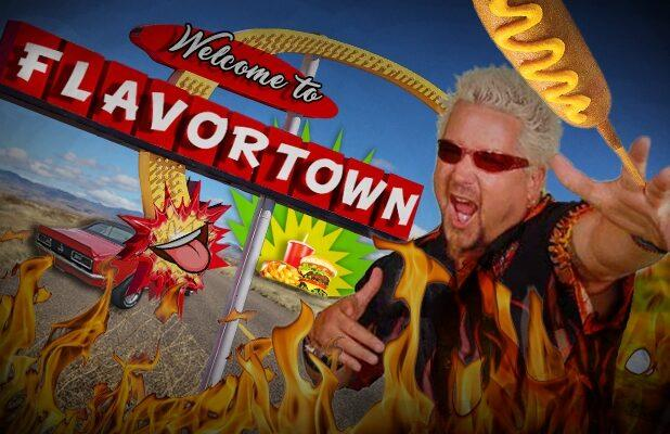 Guy Fieri Explains How He Became the Mayor of Flavortown