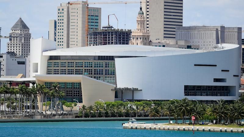 Florida open to professional sports teams after governor's announcement