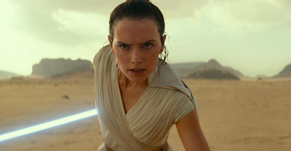 Rey (Daisy Ridley) in STAR WARS: EPISODE IX - The Rise Of Skywalker. (PHOTO: Lucasfilm)
