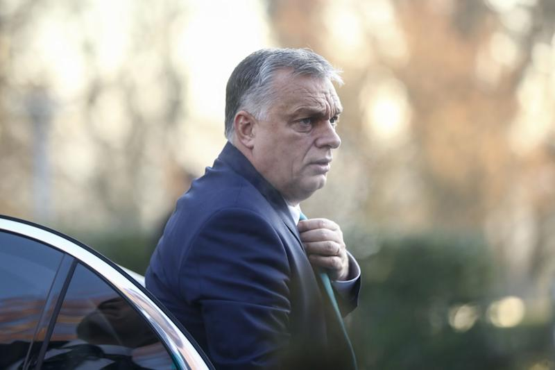 Orban May Win Reprieve as EU Party Divided Over Expulsion