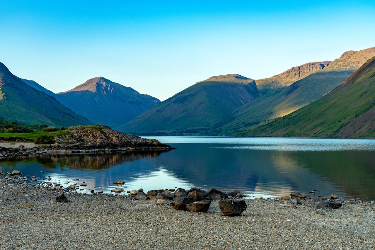 <p>Wastwater, Lake District (Jason Smith) </p>