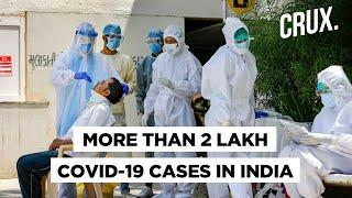 ICMR Says India Is Far From Peak Even As COVID-19 Cases Increase By A Lakh In 15 Days