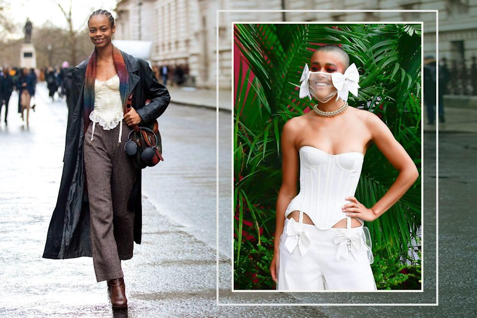Bring On the Butterfly Tails, the Laziest Sexy Trend of the Year