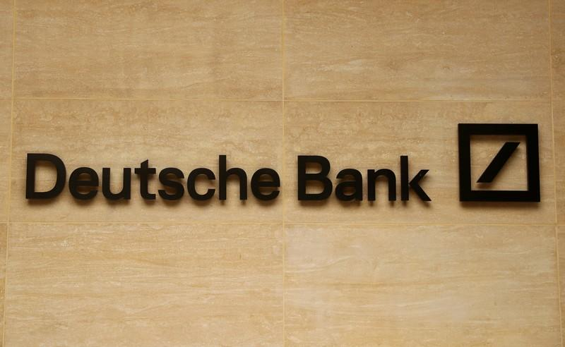 Deutsche Bank plans job cuts of at least 10% in rates unit: Bloomberg