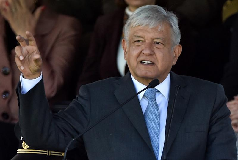 Mexico's President Andres Manuel Lopez Obrador is selling his country's presidential plane and plans to travel commercially instead