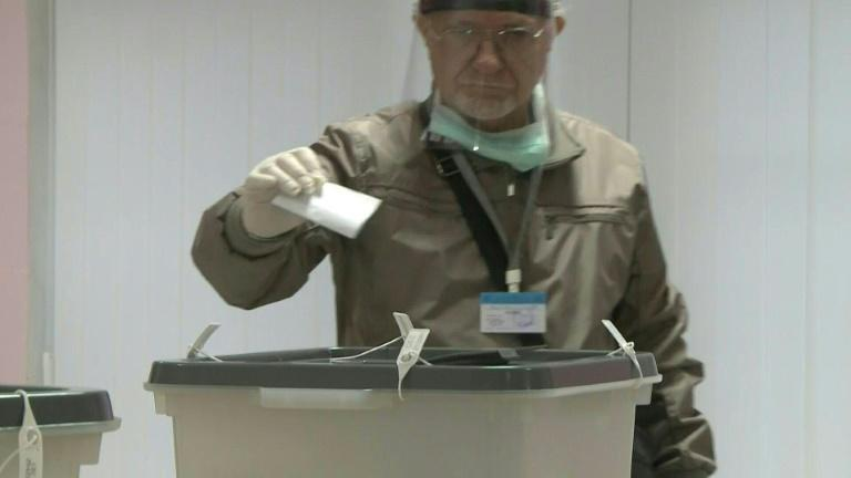 Polling stations open in Moldova for presidential runoff election