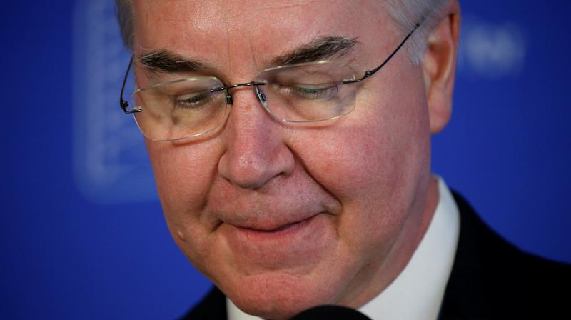 Tom Price Says He'll Pay Taxpayers Back For Using Private Jets. But Just For His Seat.