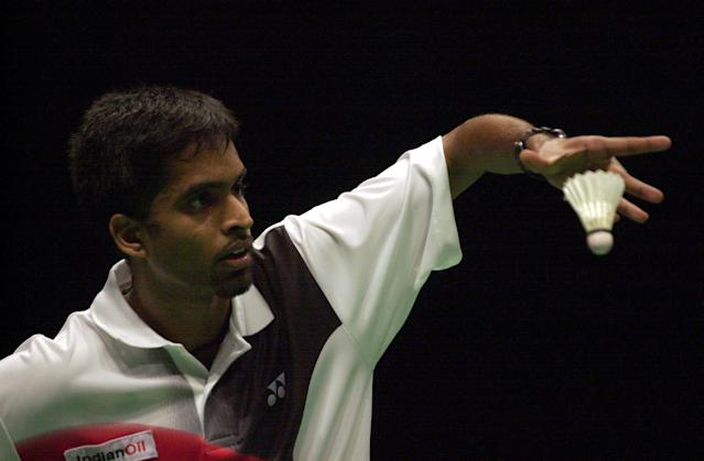 The second Indian to win the All-England Open Championship married fellow shuttler PVV Lakshmi in 2002. The couple are blessed with a daughter Pullela Gayatri Gopichand (a budding badminton player) and a son Pullela Sai Vishnu.
