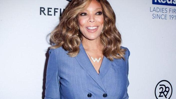 Wendy Williams reveals she was raped by 1980s R&B singer