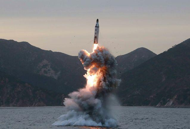 While missiles are a concern, North Korea's Unit 180 hackers are already active. Source: AP