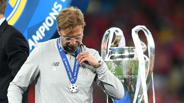 Liverpool might have lost the Champions League final to Real Madrid but Jurgen Klopp feels it has inspired their superb form this season.