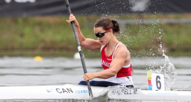 Michelle Russell could also be paddling in K-1 events at the Tokyo Olympics.