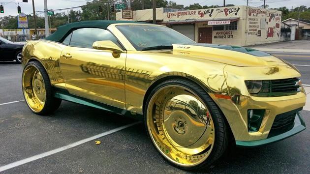 Florida S Most Blinged Camaro Zl1 Brings Out The Haters In Force