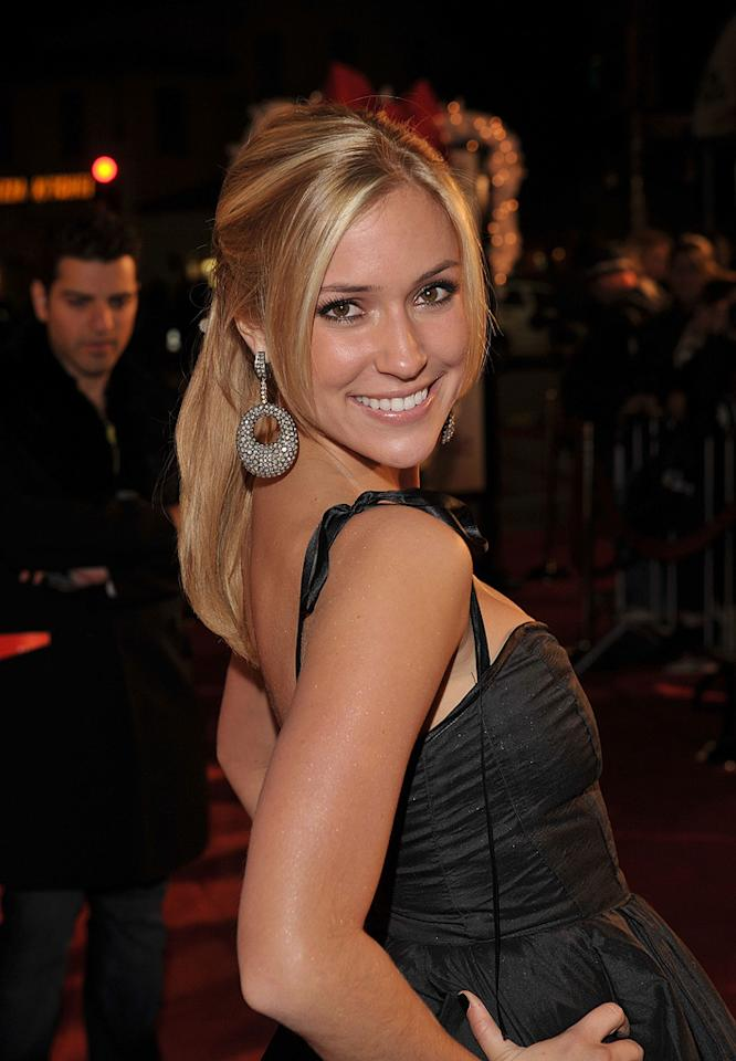 "<a href=""http://movies.yahoo.com/movie/contributor/1809681105"">Kristin Cavallari</a> at the Los Angeles premiere of <a href=""http://movies.yahoo.com/movie/1809995057/info"">Marley & Me</a> - 12/11/2008"