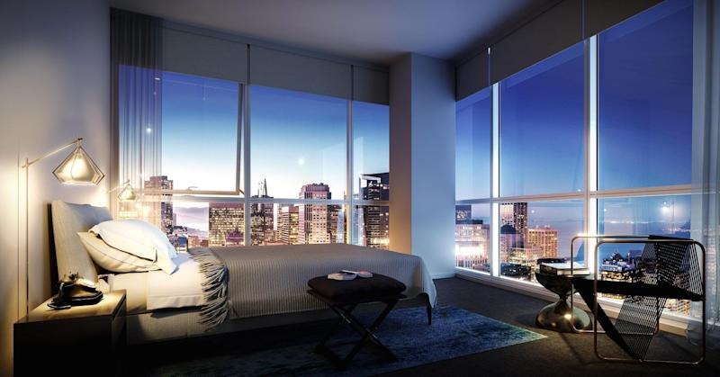 This $8,000 a month San Francisco apartment will include a staff robot