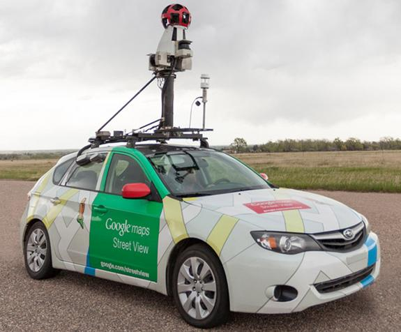 How Google Street View is Tackling Methane Leaks