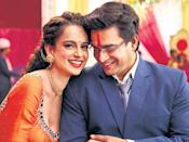 The 2011 romantic drama, Tanu Weds Manu, by Anand L Rai, brought together the hugely successful and talented pairing of Kangana Ranaut and R. Madhavan. The movie was a commercial success and was well received by the audience, especially in North India. Tanu Weds Manu was also one of the few Hindi movies where the sequel, Tanu Weds Manu Returns, did even better than the first part. Released in 2015, Tanu Weds Manu Returns saw both Ranaut and Madhavan reprise their roles, and gave moviegoers the treat of watching the talented Ranaut play a double role. The movie became one of the highest grossing Bollywood films of 2015 and also received three awards at the 63rd National Film Awards.