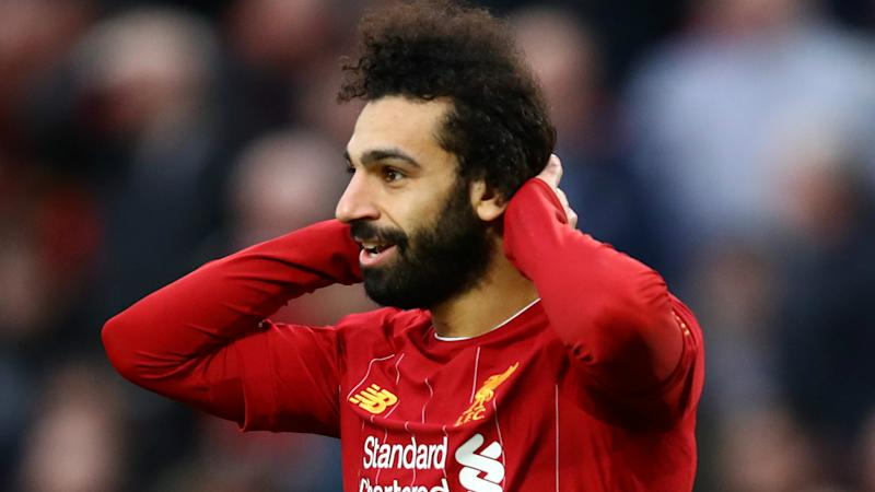 'No-one knows' - Salah unsure of Liverpool future after Reds' title triumph