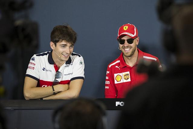 Leclerc can push Vettel to 'new level' - Horner