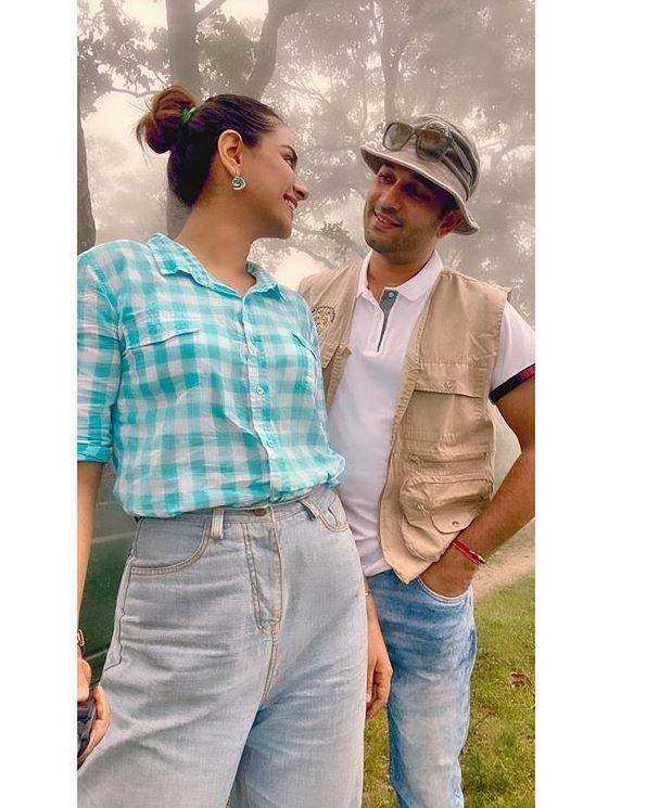 Prachi Tehlan and Rohit Saroha