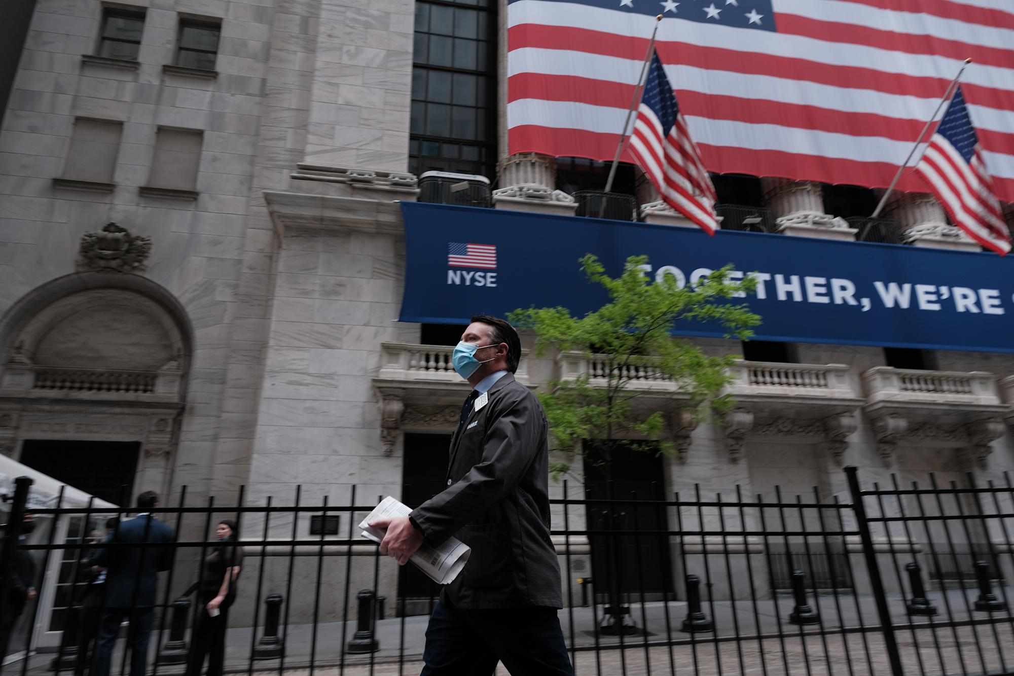 Stock market news live updates: Stocks mostly higher ahead ...