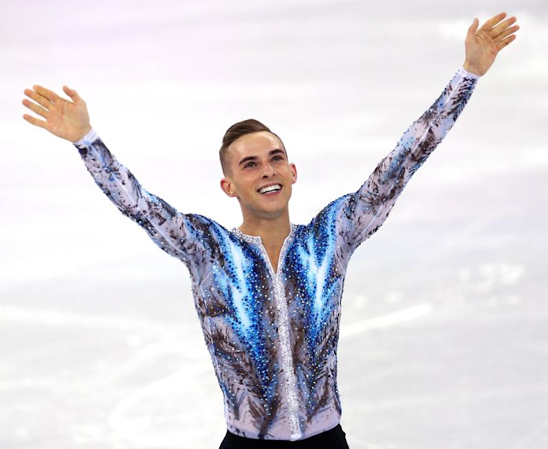 Figure Skater Adam Rippon's Response to His Haters Is Pure Olympic Gold