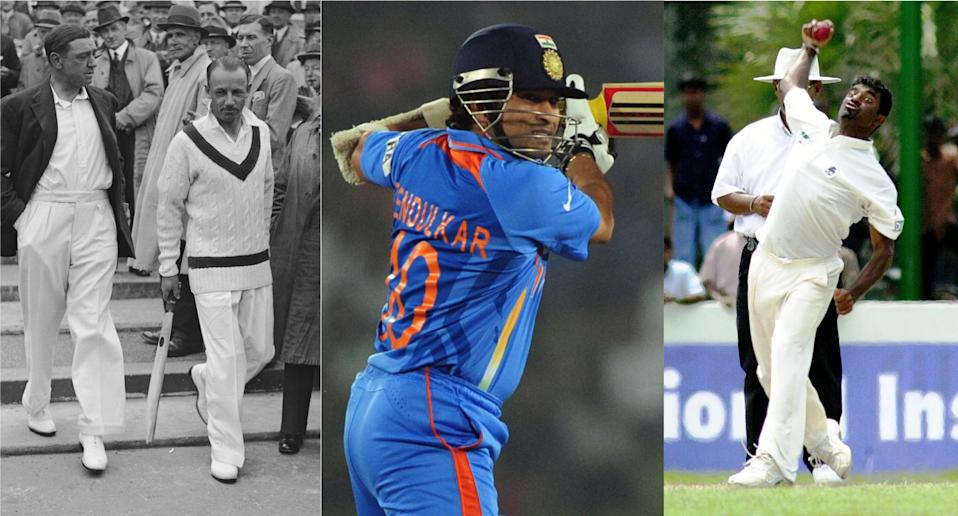 The greatest cricketers of all time